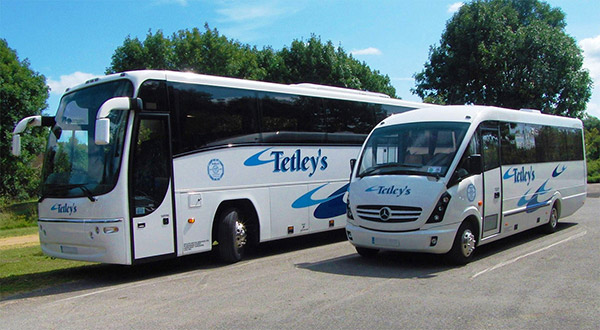 Coach hire Harrogate